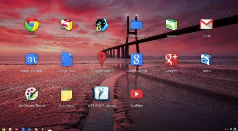 Conheça o sistema operacional Chrome OS !