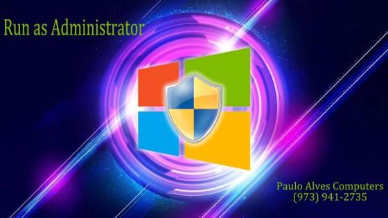 Faça um programa abrir sempre com privilégios de administrador !