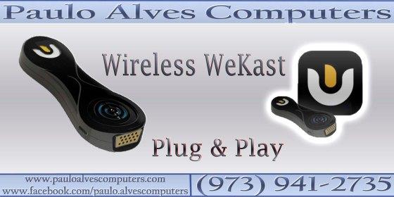 WeKast Plug