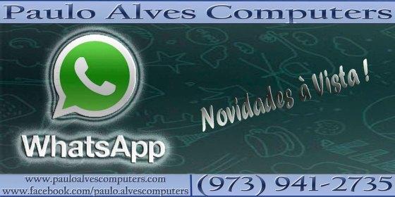 Novidades Whatsapp